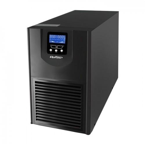 Uninterruptible Power Supply | On-line | Pure Sine Wave