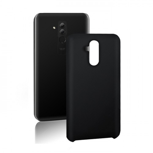 Case for Huawei Mate 20 Lite | Liquid Silicone | Black